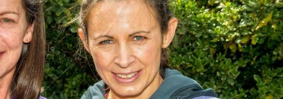 Jo Pavey supports Join In